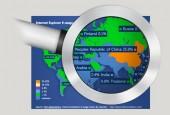 Internet Explorer 6 : 25,8% des visites en Chine