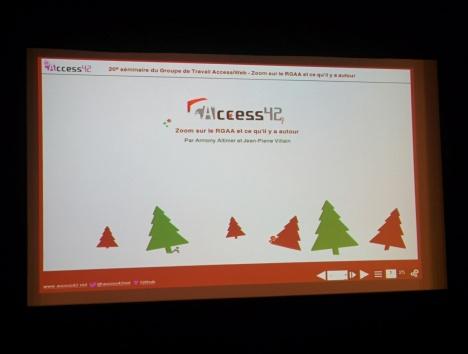 Access42: zoom sur les différences RGAA et AccessiWeb