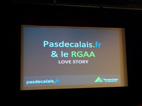 Pasdecalaire.fr et RGAA: love story