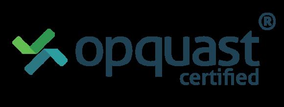 Logo Opquast Certified®