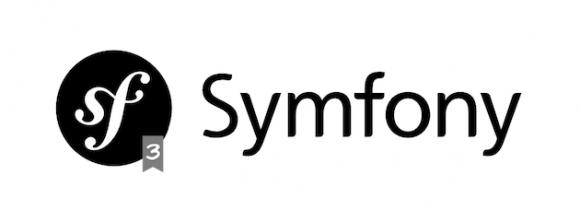 Logo Symfony 3