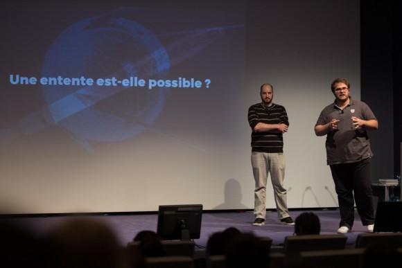 Julien Dubedout et Aurélien Levy