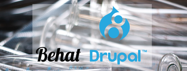 Tests fonctionnels en Drupal 8 avec Behat