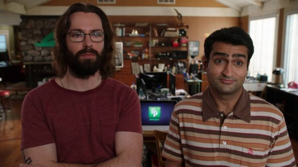 Photo de Gilfoyle et Dinesh dans la série Sillicon Valley