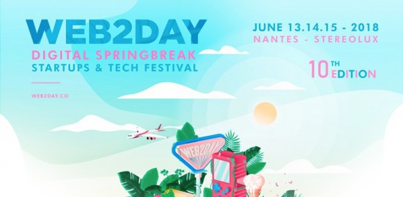Affiche Web2Day