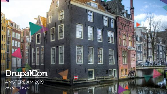 DrupalCon 2019 à Amsterdam