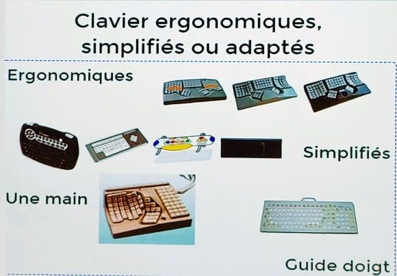 Slide de la conférence Handicap moteur et accès au Web par Vincent Aniort, Orange