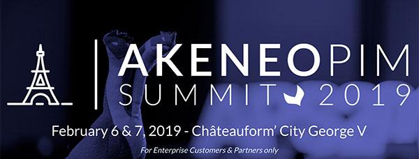 Clever Age était présent à l'Akeneo PIM Summit 2019