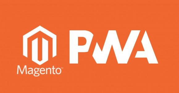 Logos Magento et PWA