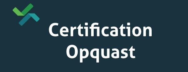 Certification Opquast, pourquoi attendre?